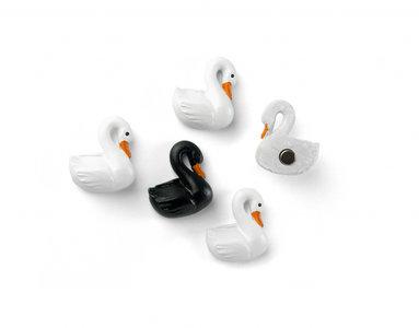 Zwaan magneten trendform swan