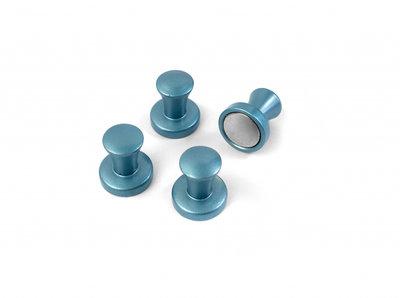 Mini max magneten blauw trendform