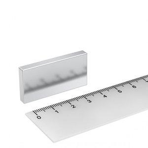 40x20x5 blok magneet n52