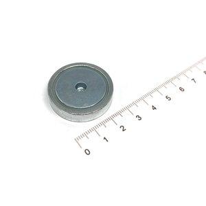 neodymium potmagneet 32 mm met M5 binnendraad