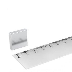 20x20x5 mm blokmagneet neodymium