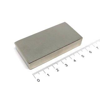 blokmagneet neodymium 60x30x10 mm