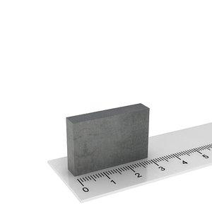 30x20x6 mm ferriet blokmagneet
