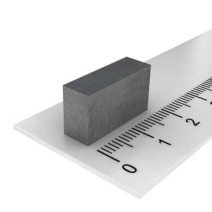 18x10x6 mm ferriet blokmagneet