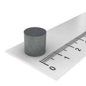 10x10 mm ferriet schijfmagneet