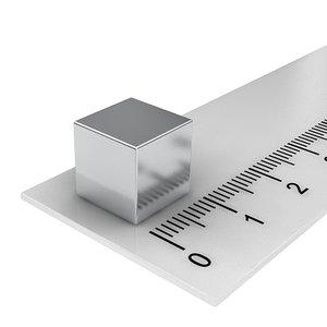 10x10x10 mm neodymium  kubusmagneet