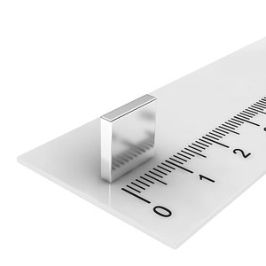 10x10x2 mm neodymium  blokmagneet