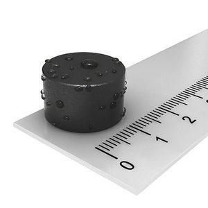 16x9 mm rubber magneet