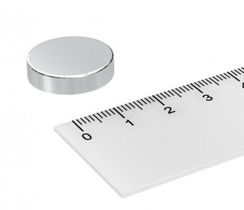 20x5 mm neodymium schijfmagneten