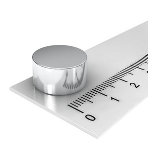 15x8 mm neodymium schijfmagneet