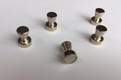 RVS kegel magneten