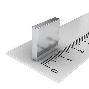 15x15x3 mm neodymium  blokmagneet