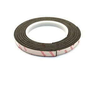magneetband neodymium 10 mm x 1,5 mm zelfklevend