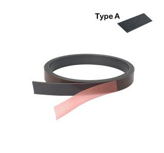 Zelfklevende magneetband 12,7 mm A