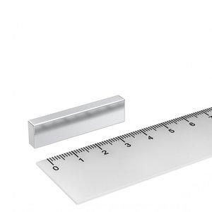 blokmagneet neodymium 40x10x5 mm N45
