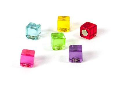 color cubes magneten