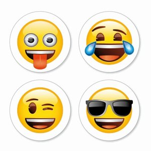 Emoji magneten Trendform
