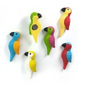 papegaai magneten trendform