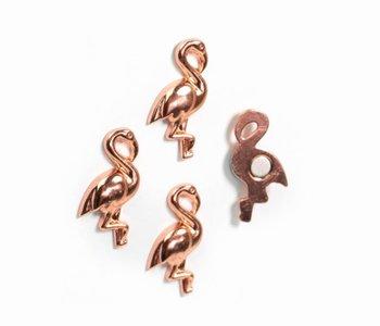 flamingo magneten rose