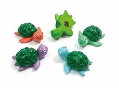 schildpad magneten turtle