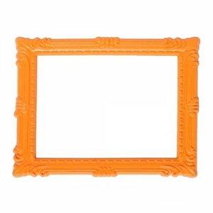Foto frame oranje magnetisch