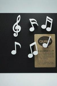 Muzieknoten magneten